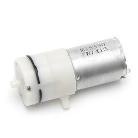 3 Pçs Mini Bomba De Ar E Vácuo 100kpa 3,2 L/min - 12v