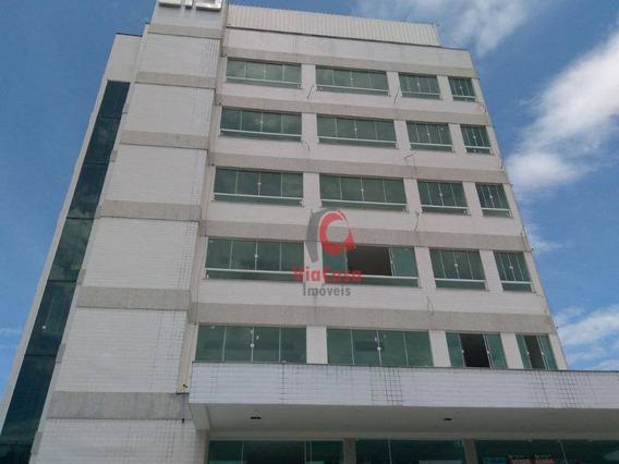Sala Comercial Para Venda E Locação, Extensão Do Bosque - Sa0006