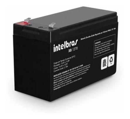 Bateria Selada 12v 7a Intelbras