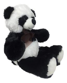 Oso Panda De Peluche 50 Cms Lavable