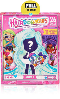 Juguete Muñeca Sorpresa Hairdorables