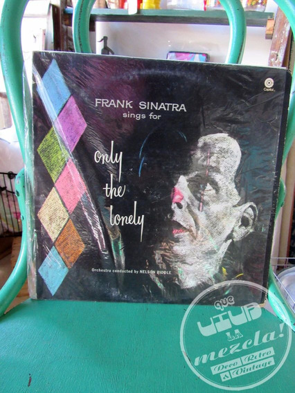 Lp Frank Sinatra Only The Lonely