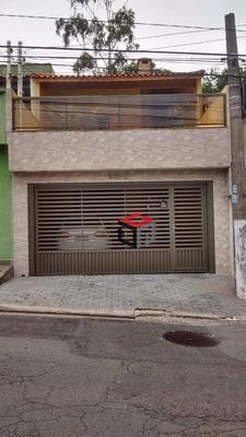 Sobrado Com 3 Dormitórios À Venda, 161 M² Por R$ 540.000 - Assunção - São Bernardo Do Campo/sp - So22982