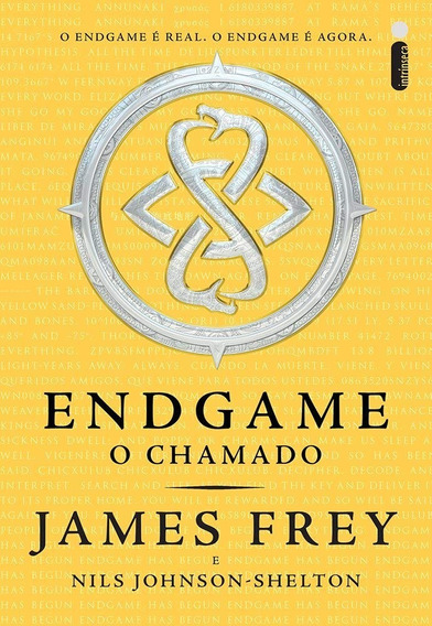 Livros Endgame : O Chamado James Frey Literatura Estrangeira