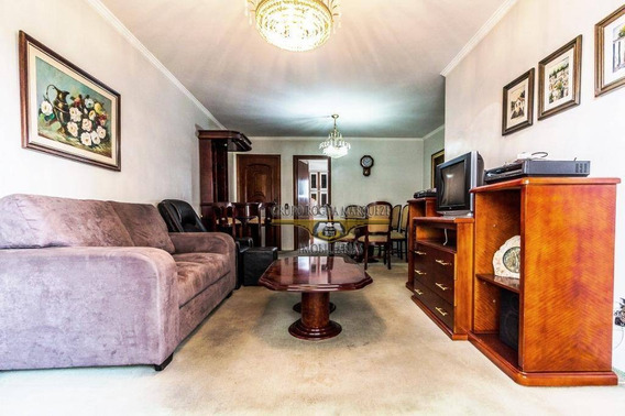 Apartamento Com 3 Dormitórios À Venda, 107 M² Por R$ 650.000 - Belém - São Paulo/sp - Ap2382