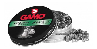 Chumbos Gamo 5,5mm Pro Match - Expander - Hunter - Magnum