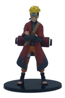 Figuras Naruto Shippuden N° 40 Naruto (modo Sabio)