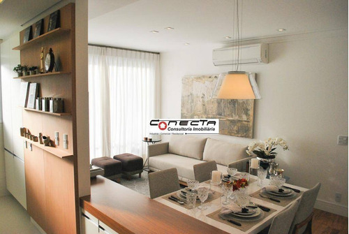 Imagem 1 de 22 de Apartamento À Venda, 69 M² Por R$ 820.000,00 - Cambuí - Campinas/sp - Ap0344