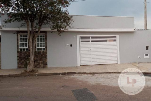 Casa Com 2 Dormitórios À Venda, 1145 M²- Vila Manfredi - Jundiaí/sp - Ca0113