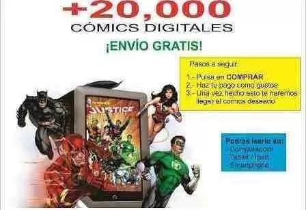 Imagen 1 de 3 de Condorito Mas De 15000 Paginas De Humor Comic Digital