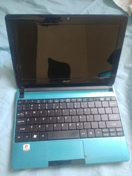 Netbook Acer Aspire One D270 Com Ssd