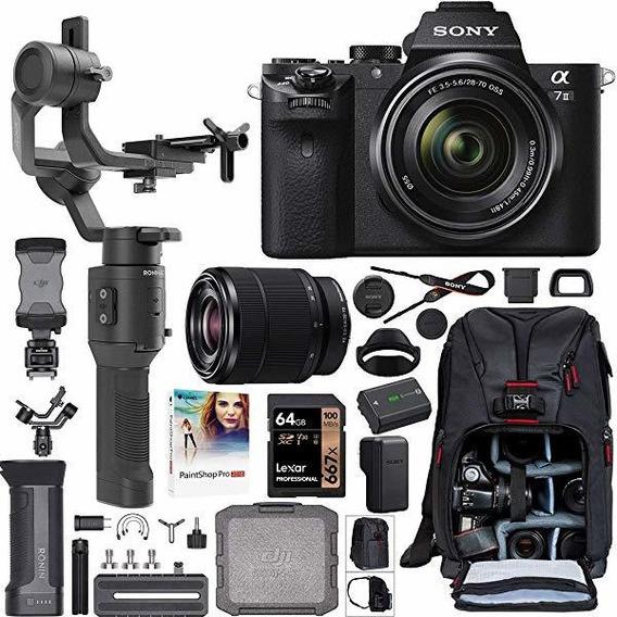 Camara Sony A7 Ii Full-frame Alpha Mirrorless Digital A7ii ®