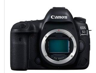 Camara Canon Eos 5d Mark Iv