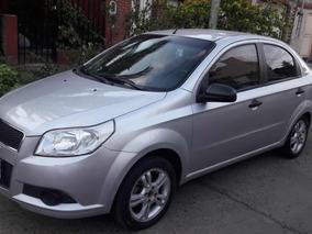 Chevrolet Aveo G3 1.6 Ls 2012 Con Gnc