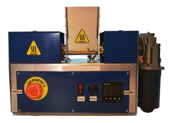 Maquina Extrusora Portátil Para Fabricação De Filamentos 3d