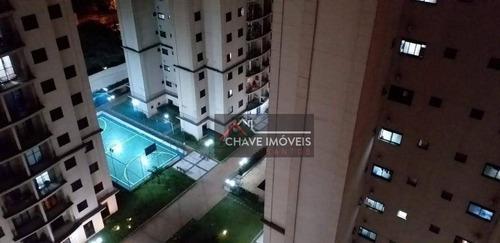 Apartamento À Venda, 90 M² Por R$ 587.000,00 - Vila Primavera - São Paulo/sp - Ap2932