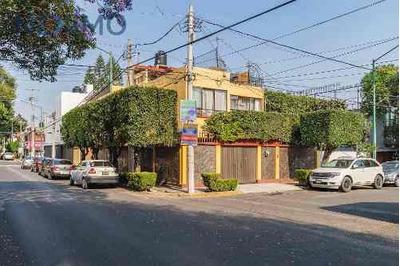 Casa A La Venta En El Rosedal, Coyoacán