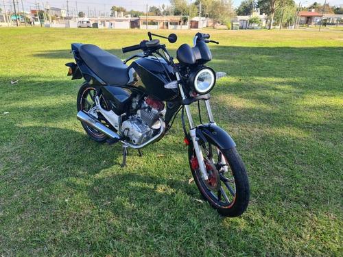Moto Yumbo Gsf 125 Fullcar