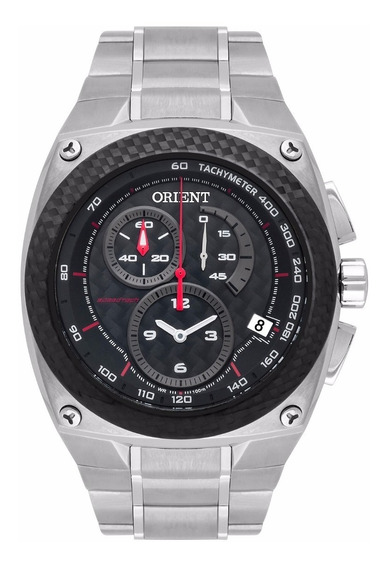 Relógio Orient Masculino Speedtech Ers Mtftc002 Titanio