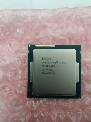 Processador I7 4770