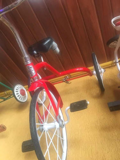 Triciclo Velocipede Marca Monark Silver King Anos 30