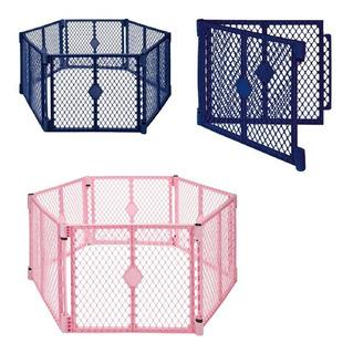 Corral Bebes 6 Paneles Area Juegos Ninos Infantil Proteccion