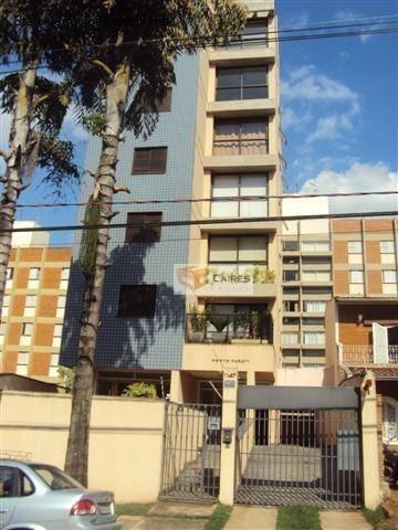 Apartamento Residencial Para Locação, Jardim Flamboyant, Campinas. - Ap3602