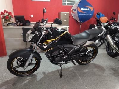 Yamaha Fazer Ys 250 Preta 2014