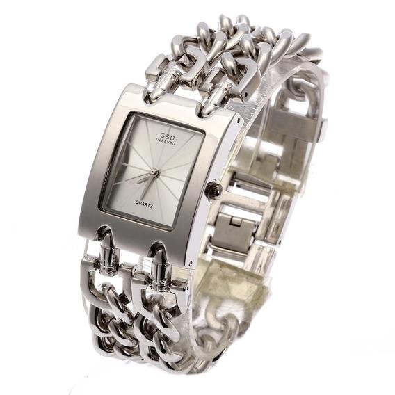 Relógio Feminino Importado Fundo Branco