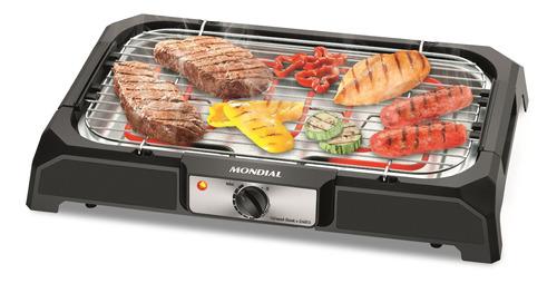 Churrasqueira Elétrica Mondial Grand Steak Grill Ch05 220v