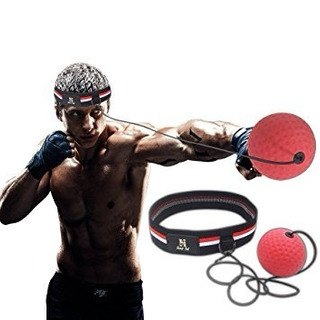 Boxing Fight Ball Boxeo Entrenamiento Fitness Balon Ejercici