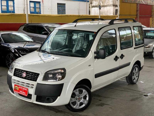 Fiat Doblò 1.8 Mpi Essence 7l 16v Flex 4p Manual 2020/2020