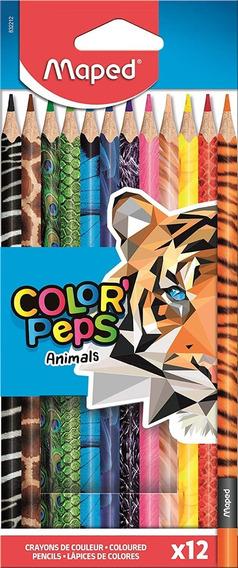 Lápis De Cor Maped Color