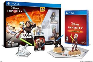 Disney Infinity: Star Wars Starter Pack - Edición 3.0 - Ps4