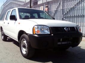 Nissan Doble Cabina 2014