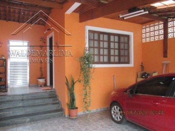 Sobrado - Parque Monte Alegre - Ref: 6525 - V-6525