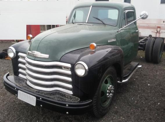 Chevrolet 1951 Boca De Sapo