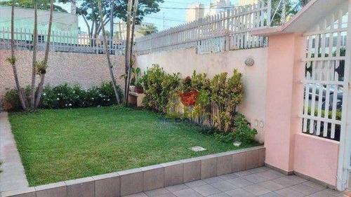 Imagem 1 de 16 de Sobrado Com 3 Dormitórios À Venda, 82 M² Por R$ 490.000,00 - Vila Matilde - São Paulo/sp - So0719