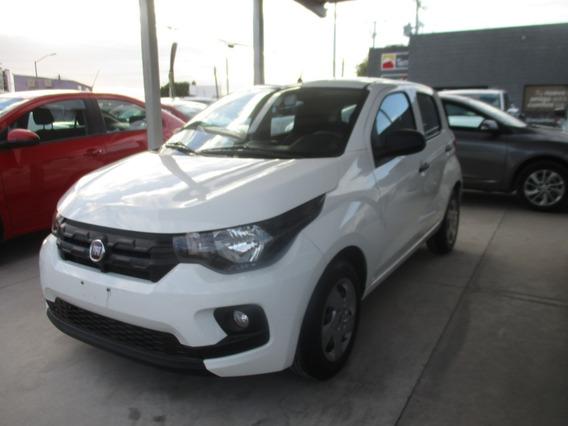 Fiat Mobi Easy, Color Blanco, Modelo 2018, Estandar
