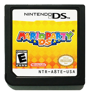 Mario Party Ds - Nintendo Ds 2ds & 3ds
