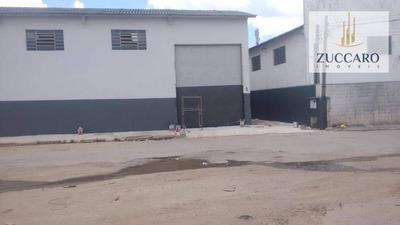 Galpão Industrial Para Locação, Cidade Industrial Satélite De São Paulo, Guarulhos - Ga1516. - Ga1516