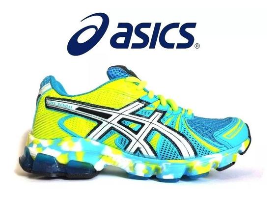 Tenis Feminino Masculino Asics Sendai Corrida Academia Caminhada Leve Confortável Envio Imediato !