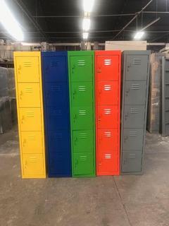 Locker 5 Puertas Productos Metalicos Collera Cdmx