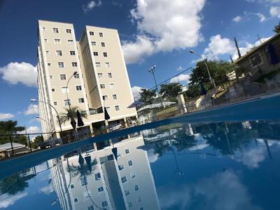 Apartamento De Três Quartos Com Suíte No Bairro Cabral - 4917