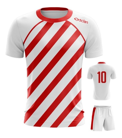 Camisa Time De Futebol Dry Fit - Cod. 006