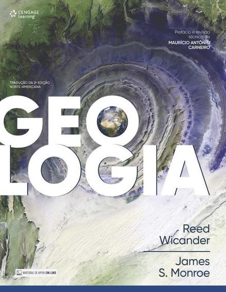 Geologia - Traducao Da 2ª Ed Norte- Americana
