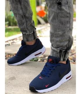 Zapatos Hombre Nike Tavas, Zapatillas Deportivos Hombre