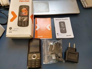 Celular Motorola I418 Usado Nextel - Funcionando