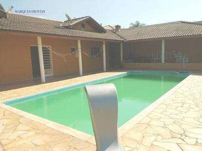 Chácara Residencial À Venda, Condomínio Terras De Santa Izabel, Salto. - Ch1305