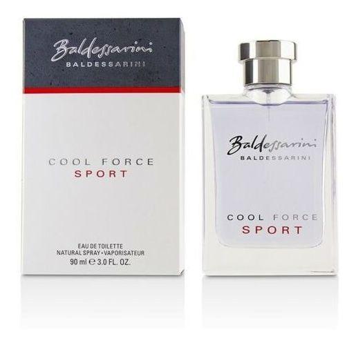 Perfume Baldessarini Cool Force Sport Edt 90ml
